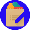 Shopping List - Grocery Shopping List - No Registration needed - Smart grocery shopping List is a free online app minilogo